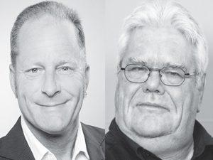Michael Scheffer und Manfred Müller