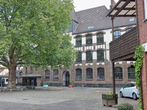 Gesamtschulen in Köln, hier ein Foto aus Rodenkirchen