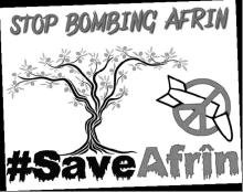 Köln gegen den Krieg in Afrin - Demo 21.03.2018