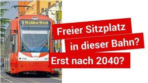 Ost-West-Bahn: Obenauf statt unten durch
