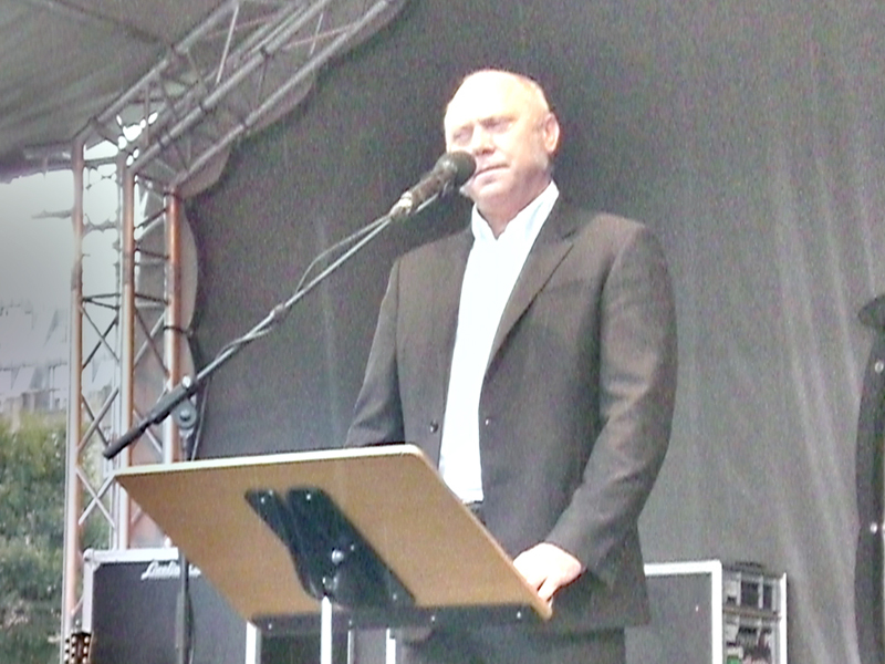 Neuer Armutsbericht vorgelegt - Ulrich Schneider