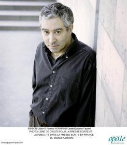 """Foto von Didier Eribon Copyright Patrice NORMAND/Opale/Edition Fayard """"PHOTO LIBRE DE DROITS POUR LA PRESSE"""" ..."""