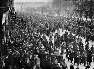 15.01.2019 - 100. Jahrestag der Ermordung von Karl Liebknecht und Rosa Luxemburg