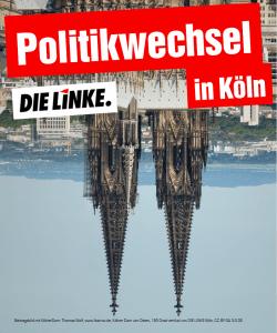 Politikwechsel in Köln