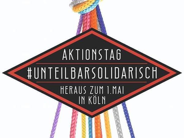 Aktionstag UnteilbarSolidarisch