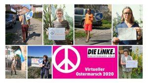 virtueller Ostermarsch 2020