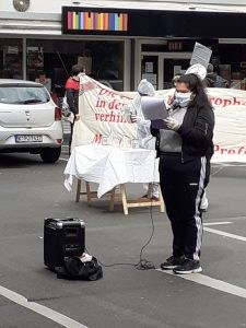 1. Mai 2020 - Tag der Arbeit- Aktionstag # UnteilbarSolidarisch