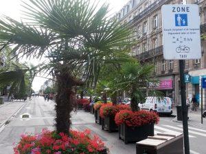 Autofreie Innenstadt Brüssel