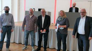 Solidarität mit den Beschäftigten von Galeria Karstadt-Kaufhof, Karstadt-Sports und SportScheck