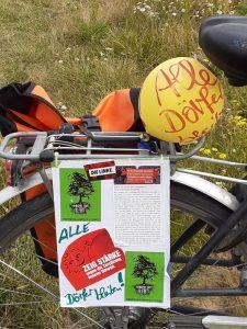 Fahrradtour ins Rheinische Braunkohle-Revier