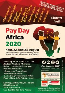 Pay Day Africa 2020