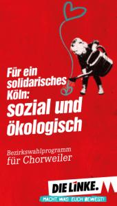 Unsere Kandidaten für die Bezirksvertretung Chorweiler