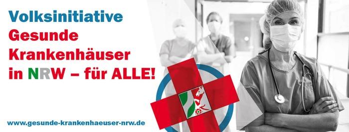 Volksinitiative Gesunde Krankenhäuser In NRW