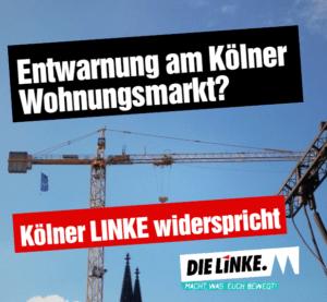 Wohnungsmarkt Köln