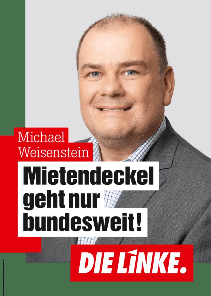 755750001 LINKE KV Koeln Plakat A1 Weisenstein 210706