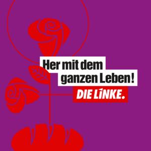 Die LINKE zum Frauenkampftag
