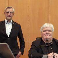 Manfred Müller und Andreas Hupke