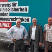 Kalle Gerigk, Matthias W. Birkwald und Michael Scheffer